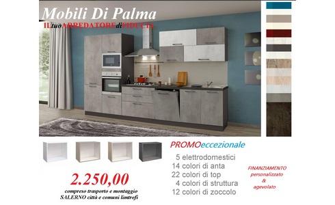 Cucine Componibili Economiche Salerno.Mobili Di Palma