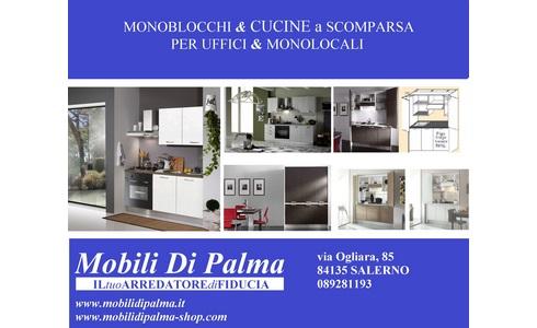 Cucine Moderne In Offerta A Salerno.Mobili Di Palma